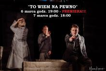 Premiera w Teatrze im. Cypriana Kamila Norwida