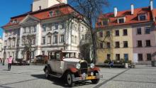Nowe auto dla prezydenta Jerzego Łużniaka. Aktualizacja