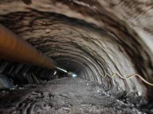 Drążyli tunel pod budowę S3. Natrafili na tajemniczą sztolnię