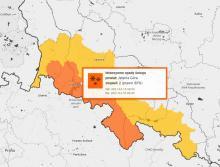 mapa: IMGW