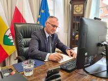 fot. Facebook prezydenta Łużniaka