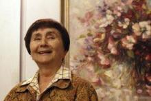 Alina Obidniak kończy 90 lat.