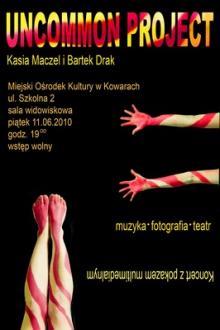 Koncert  Uncommon Project