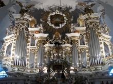 Koncerty organowe w Cieplicach