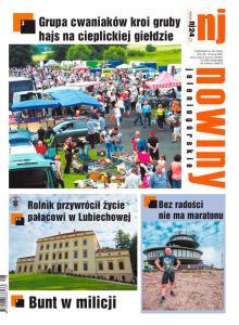W najnowszym wydaniu Nowin Jeleniogórskich 28 z 13 lipca 2021