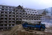 Atak na wielki hotel