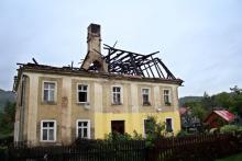 Gmina dachu nie odbuduje
