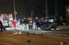Kto widział ten wypadek? Policja prosi o pomoc