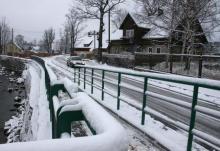 Spodziewany atak zimy