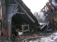 Ponad 24-godzinna akcja strażaków w Maciejowej