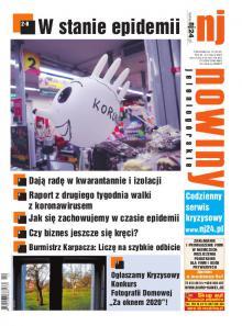 W najnowszym wydaniu Nowin Jeleniogórskich Nr 12/2020