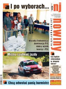 W najnowszym wydaniu Nowin Jeleniogórskich Nr 42/2019