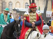 6 stycznia Karkonoski Orszak Trzech Króli