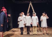 """""""Serenada"""" prawie doskonała w Teatrze Verbum"""