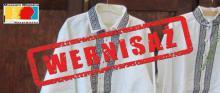 """Wystawa """"Koszule zachełmiańskie – przypomniana historia"""""""
