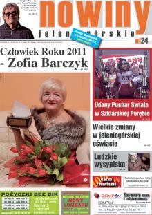 Okładka Nowin Jeleniogórskich Nr 8 (2012-02-21)