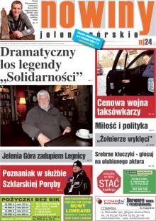 Okładka Nowin Jeleniogórskich Nr 9 (2012-02-28)