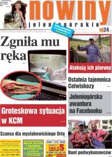 Okładka Nowin Jeleniogórskich Nr 22 (2012-05-29)