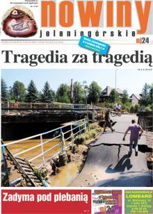 Okładka Nowin Jeleniogórskich Nr 28 (2012-07-10)