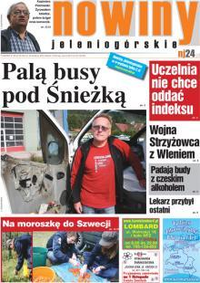 Okładka Nowin Jeleniogórskich Nr 39 (2012-09-25)