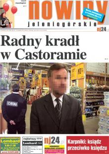 Okładka Nowin Jeleniogórskich Nr 46 (2012-11-13)